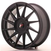 "Jante JAPAN RACING JR22 17"" x 7"" Multi Perçage ET 35-40 Black"