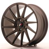 "Jante JAPAN RACING JR22 18"" x 8,5"" 5x112 ET 40 Bronze"