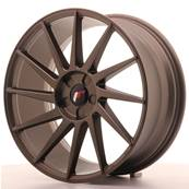 "Jante JAPAN RACING JR22 19"" x 8,5"" Multi Perçage ET 35-40 Bronze"