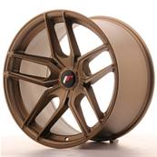 "Jante JAPAN RACING JR25 19"" x 11"" Multi Perçage ET 40 Bronze"