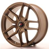 "Jante JAPAN RACING JR25 19"" x 8,5"" Multi Perçage ET 40 Bronze"