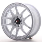 "Jante JAPAN RACING JR29 15"" x 7"" 4x108 4x100 ET 35 White"