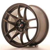 "Jante JAPAN RACING JR29 16"" x 8"" 4x108 4x100 ET 28 Bronze"