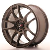 "Jante JAPAN RACING JR29 17"" x 8"" 4x100 4x114,3 ET 35 Bronze"
