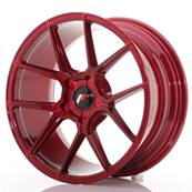 "Jante JAPAN RACING JR30 18"" x 8,5"" Multi Perçage ET 20-40 Red"