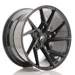 "Jante JAPAN RACING JR33 20"" x 10,5"" Multi Perçage ET 15-30 Black"
