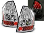 Paire de feux arriere Chrysler 300C 05-08 LED chrome