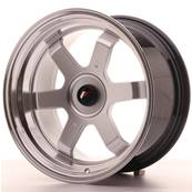"Jante JAPAN RACING JR12 17"" x 9"" Multi Perçage ET 25 Silver"