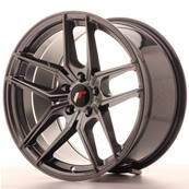 "Jante JAPAN RACING JR25 18"" x 9,5"" 5x120 ET 35 Hiper Black"