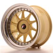 "Jante JAPAN RACING JR26 17"" x 10"" Multi Perçage ET 20-25 Gold"