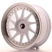 "Jante JAPAN RACING JR26 18"" x 8,5"" Multi Perçage ET 20-40 White"