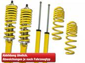 FK Kit combine filete Suspension sport Peugeot 206 Annee 1998-2009