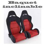 BAQUET INCLINABLE