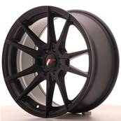 "Jante JAPAN RACING JR21 17"" x 8"" 4x108 4x100 ET 25 Black"