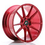 Jante JR Wheels JR21 18x8,5 ET40 5x112 Platinum Red