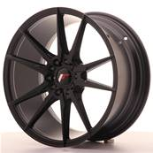 "Jante JAPAN RACING JR21 18"" x 8,5"" 5x112 5x114,3 ET 40 Black"