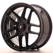"Jante JAPAN RACING JR25 18"" x 8,5"" Multi Perçage ET 20-40 Black"