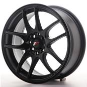 "Jante JAPAN RACING JR29 16"" x 7"" 4x108 4x100 ET 40 Black"