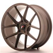 "Jante JAPAN RACING JR30 19"" x 9,5"" Multi Perçage ET 35-40 Bronze"