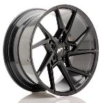 Jante JR Wheels JR33 20x10 ET40 5x120 Glossy Black