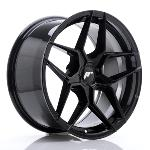 Jante JR Wheels JR34 18x9 ET20-42 5H BLANK Glossy Black