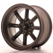 "Jante JAPAN RACING JR19 16"" x 9"" 4x100 4x114,3 ET -25 Bronze"