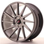 "Jante JAPAN RACING JR22 19"" x 8,5"" Multi Perçage ET 35-40 Hiper Black"