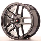 "Jante JAPAN RACING JR25 18"" x 8,5"" Multi Perçage ET 20-40 Hiper Black"