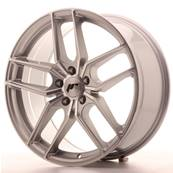 "Jante JAPAN RACING JR25 19"" x 8,5"" 5x120 ET 35 Machined Face Silver"