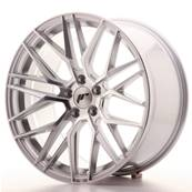 "Jante JAPAN RACING JR28 19"" x 9,5"" 5x120 ET 35 Silver Machined Face"