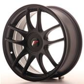 "Jante JAPAN RACING JR29 17"" x 7"" Multi Perçage ET 20-40 Black"