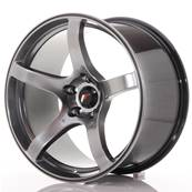 "Jante JAPAN RACING JR32 18"" x 9,5"" 5x120 ET 18 Hiper Black"