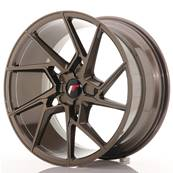 "Jante JAPAN RACING JR33 19"" x 9,5"" Multi Perçage ET 20-45 Bronze"