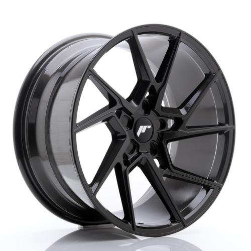 Jante JR Wheels JR33 20x10 ET20-40 5H BLANK Hyper Gray