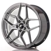 "Jante JAPAN RACING JR34 19"" x 8,5"" 5x120 ET 35 Hiper Black"
