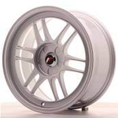 "Jante JAPAN RACING JR7 17"" x 8"" Multi Perçage ET 35 Silver"