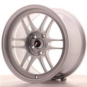 "Jante JAPAN RACING JR7 17"" x 9"" 5x114,3 ET 35 Silver"